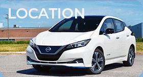 Louer une Tesla ou une voiture électrique