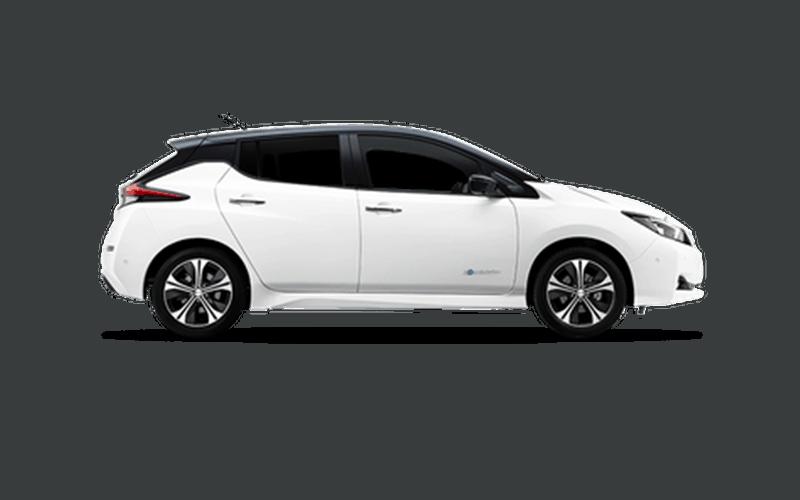 Location Nissan Leaf pour VTC et particuliers
