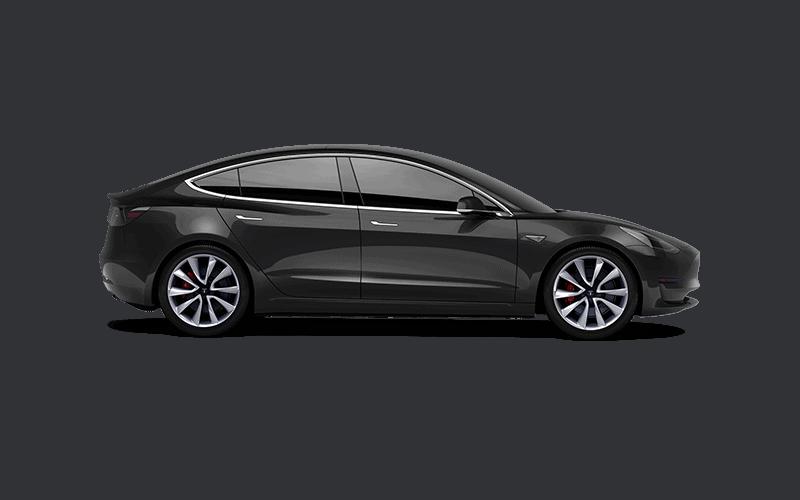 Location Tesla Vtc